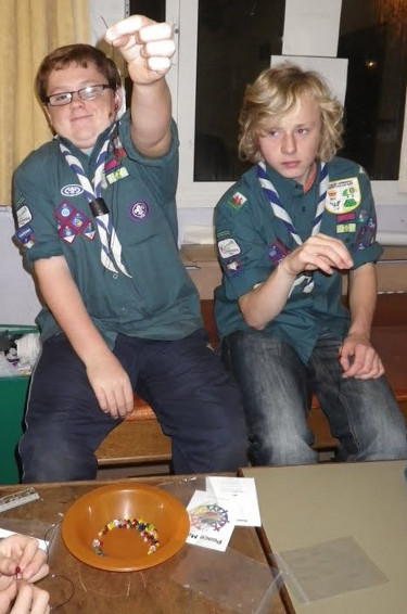 5th Carmarthen Scout Group