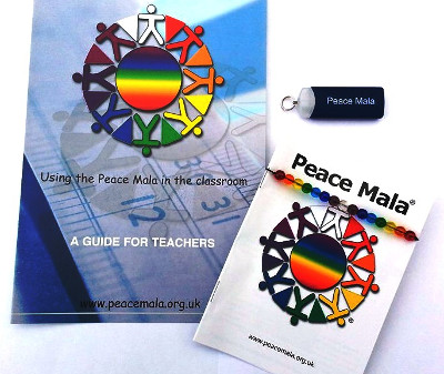 Peace Mala education pack