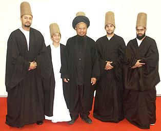 Sheikh Ahmad Dede and his Haqqani-Mevlevi Dervishes with The Forever Haqqani musicians