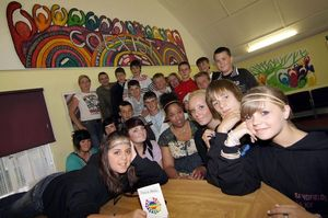 Young People at Sandfields Youth Inclusion Programme