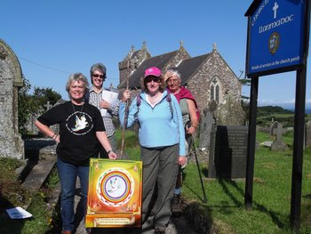 Peace Mala Gower Pilgrimage