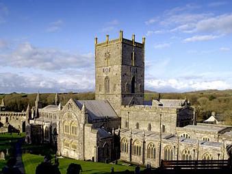 Saint Davids Cathedral Pembrokeshire