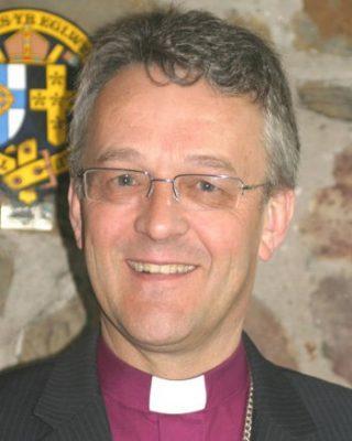 The Right Reverend J D E Davies
