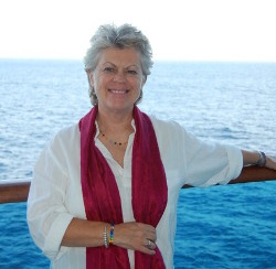 Pam Evans Founder of Peace Mala