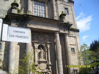 The Convent of San Francisco