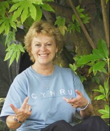 Pam Evans (Founder of Peace Mala)