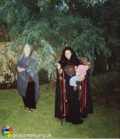 Ruth, Erin and Esme